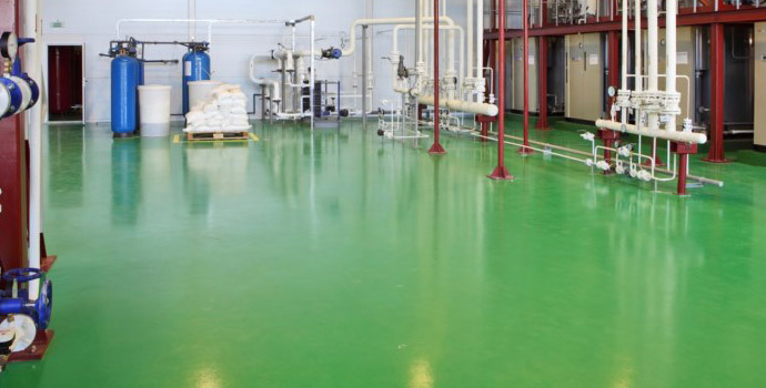 Arcapoxy Epoxy Paint resin for heavy intense industrial floors