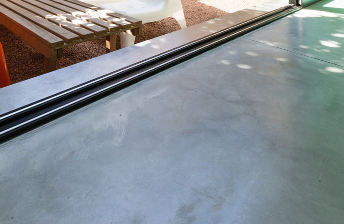 Beton Cire Floor With Arcascreed For Exterior Floor Ideal For High Traffic  Area