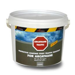 ARCATHAN TRAFIC - Résine de finition circulable polyurethane pour etancheite toiture plate