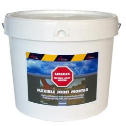 ARCAFLEX - Mortier joint souple joint large carrelage traitement fissure beton acier pvc piscine bassin