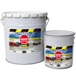 FIXATEUR EPOXY - Fixateur epoxy primaire sous couche imprégnation mortier béton pierre métaux bois verre polyester