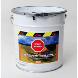 DURPOX - Mortier epoxy de ragreage Reparation beton Bouchage trous nid de poule Rattrapage de niveau
