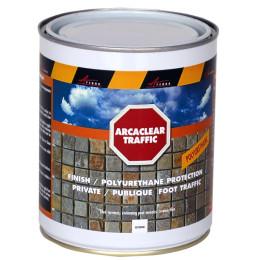 ARCACLEAR TRAFIC - Résine de finition circulable etancheite transparente Arcaclear