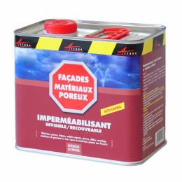 ARCAFUGE - Imperméabilisant toiture tout support materiaux poreux
