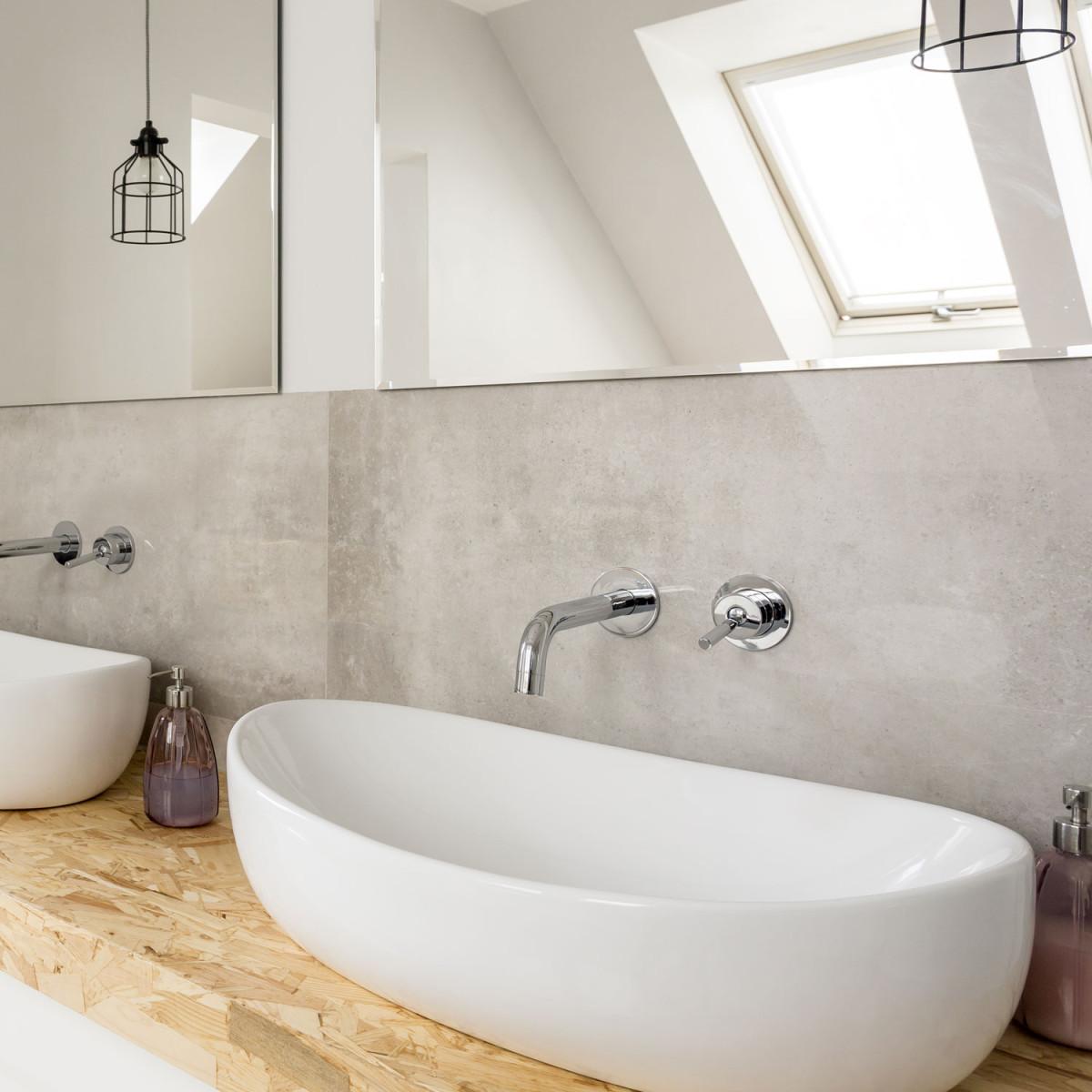b ton cir salle de bain douche italienne enduit d coratif mural kit. Black Bedroom Furniture Sets. Home Design Ideas
