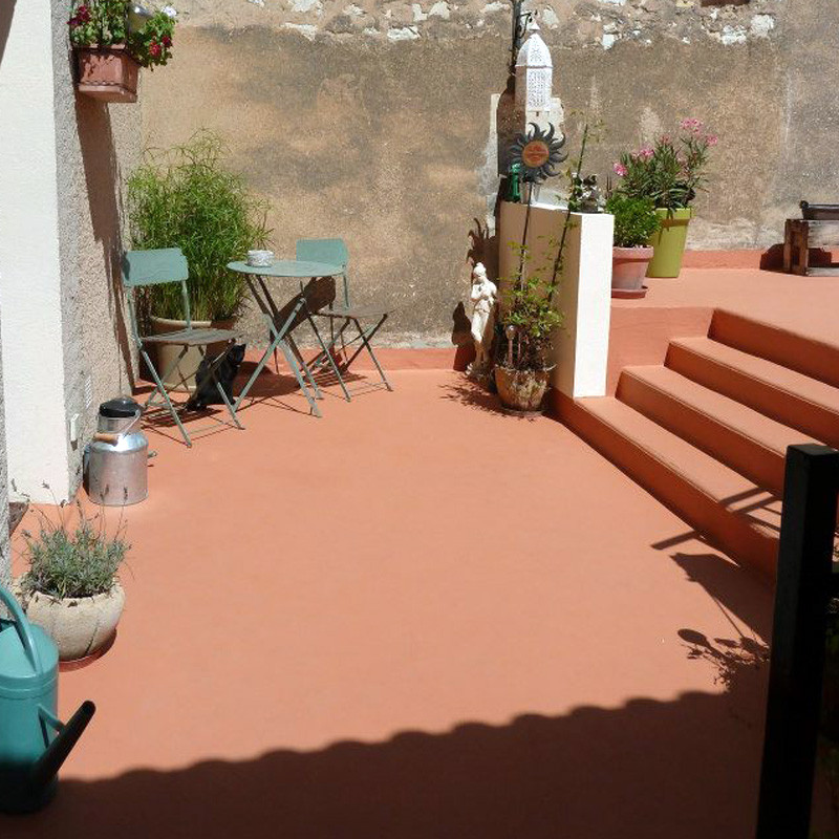 Peinture etancheite exterieur terrasse balcon - Produit etancheite mur exterieur ...