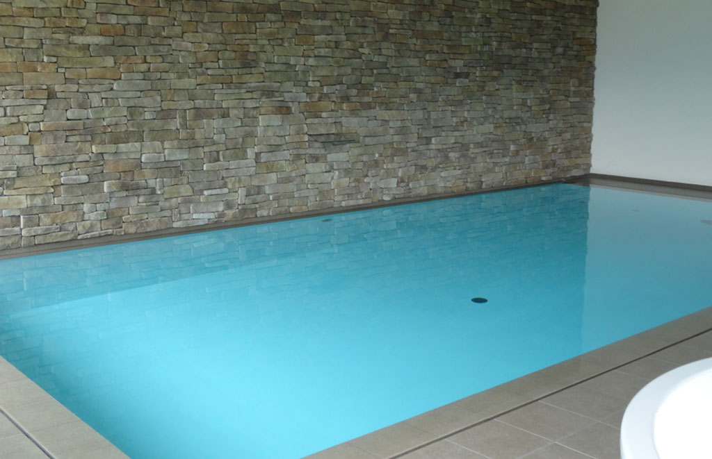 Photos chantiers enduit de cuvelage for Enduit piscine beton