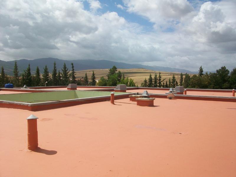 Etanch it toiture toit terrasse distributeur alg rie for Maison etanche