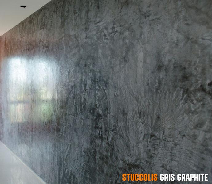enduit decoratif stuc stucco spatulable
