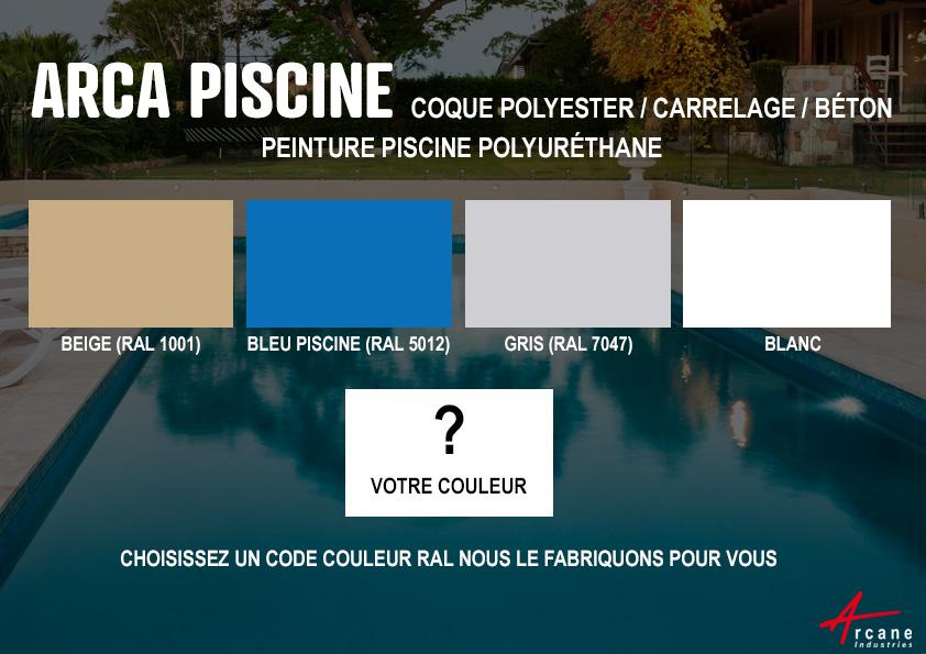Peinture Piscine Coque Polyester Plus Rsistant QuUn Revtement Epoxy