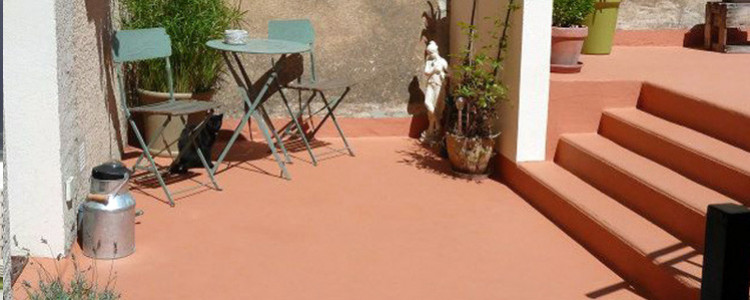 Comment r aliser l 39 tanch it d 39 une terrasse for Etancheite terrasse avant carrelage